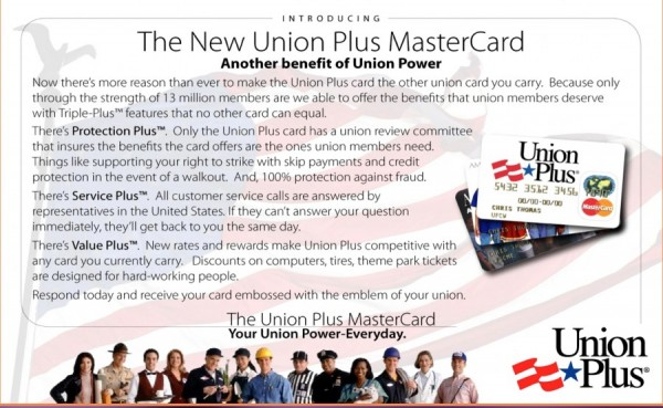 HSBC Union Plus Mastercard